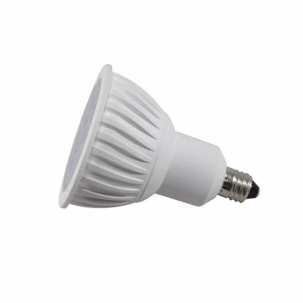 画像3: LED電球 7W 口金E11 非調光 ハロゲンランプ60W相当 昼白色5000K 中角 JDRφ50タイプ + LCX100E111WH(旧:Y07LCX100X02WH)器具セット 2年保証