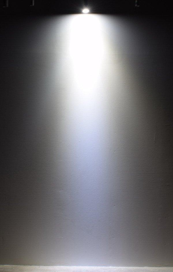 画像5: LED電球 7W 口金E11 非調光 Blackモデル ハロゲンランプ60W相当 昼白色5000K 中角 JDRφ50タイプ + LCX100E111BK(旧:Y07LCX100X02BK)器具セット 2年保証