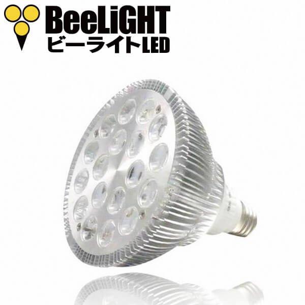 画像2: LED電球 業務用(精肉・鮮魚) 18W 口金E26 高演色Ra94 レフランプ150W相当 混色2800K 照射角45° 2年保証