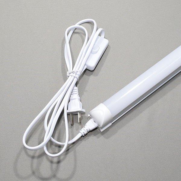 画像2: LED蛍光灯 器具一体型用 中間スイッチ付きコード 蛍光灯 手元スイッチ