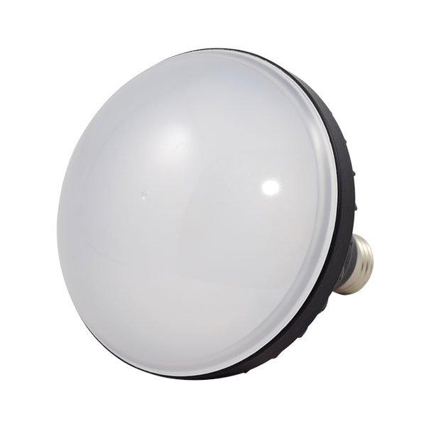画像3: 新商品 LED電球 15W 口金E26 防塵防水仕様IP65 高演色Ra92 フリッカーフリー ビーム電球160W相当 昼白色5000K 広角120° 2年保証