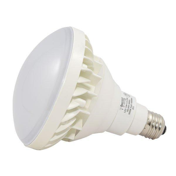 画像2: 新商品 LED電球 15W 口金E26 防塵防水仕様IP65 高演色Ra92 フリッカーフリー ビーム電球160W相当 昼白色5000K 広角120° 2年保証