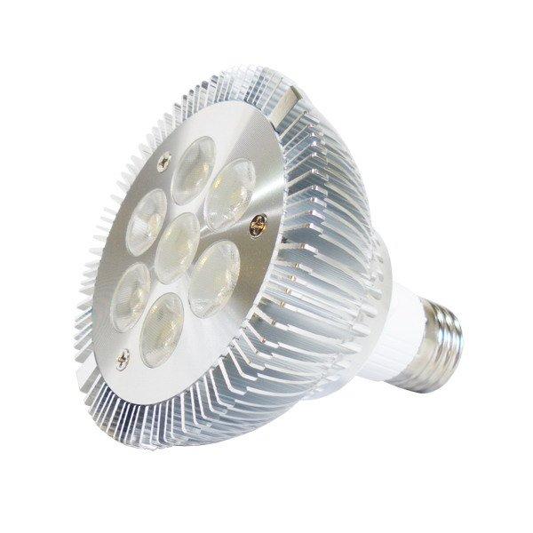 画像5: LED電球 業務用(精肉・鮮魚) 8W 口金E26 高演色Ra92 ビーム球60W-80W相当 混色2900K 照射角45° 2年保証