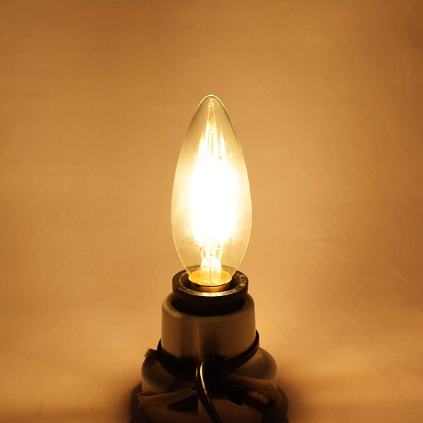 LED電球「BD-0417M-CANDLE」の商品画像