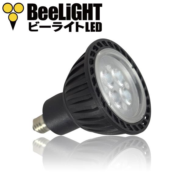 BeeLIGHTのLED電球「BH-0511M-BK-WW-25」の商品画像。