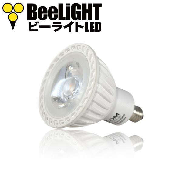 BeeLIGHTのLED電球「BH-0711N-WH-WW-10D」の商品画像。