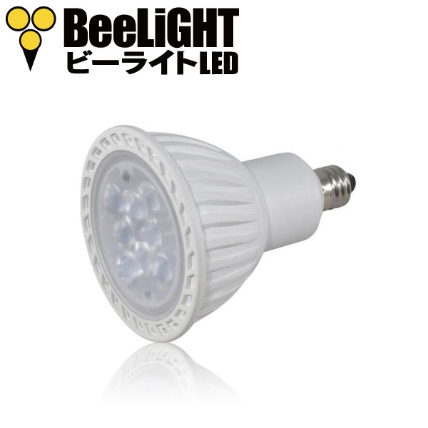 BeeLIGHTのLED電球「BH-0711N-WH-WW」の商品画像。