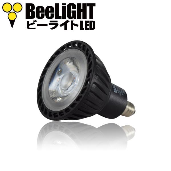 BeeLIGHTのLED電球「BH-0711NC-BK-WW-Ra96-10D」の商品画像。