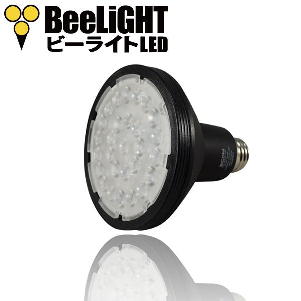 BeeLIGHTのLED電球「BH-1226RC-BK-WW-15-60」の商品画像