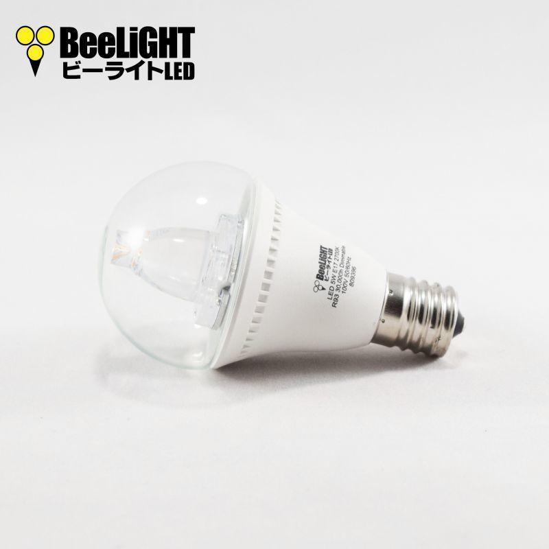 BeeLIGHTのLED電球「BD-0517MC」の横写真