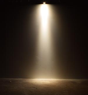 BeeLIGHTのLED電球「BH-0711NC-BK-WW-Ra96-10D」の配光写真
